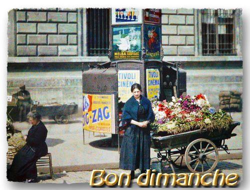 Dimanche-marchandes-de-fleurs-ambulantes-place-de-la-republique-devant-la-caserne-verines-10-mai-1918-auguste-leon