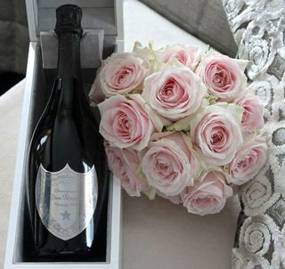 Rose Avalanche don Pérignon