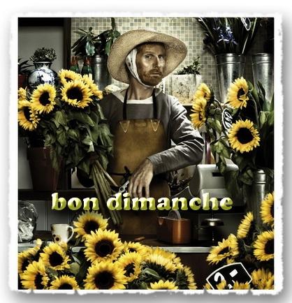 Dimanche Van Gogh