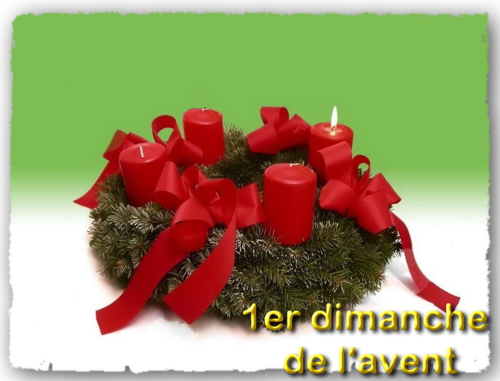 Couronne Avent 1 b
