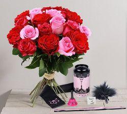 Interflora St valentin sensuelle