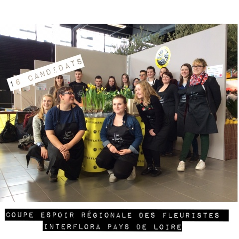 C E R Interflora pays de Loire Candidats