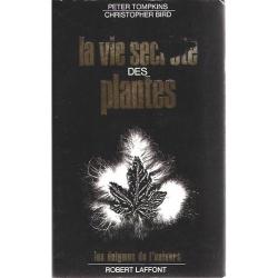 Vie secrète des plantes couverture