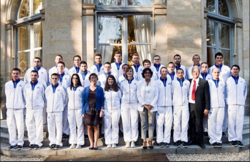 EuroSkill 2016 équipe de France ministère