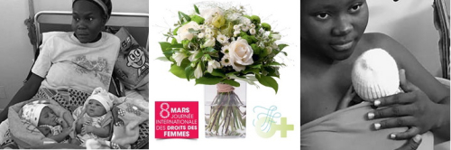 Interflora bouquet solidaire 00