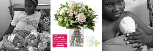 Interflora bouquet solidaire 00