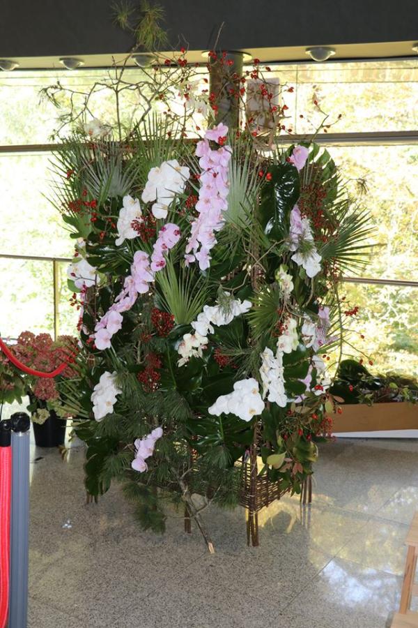 th me de la 1 re preuve du concours mondial des fleuristes 2017 le pouvoir des fleurs. Black Bedroom Furniture Sets. Home Design Ideas