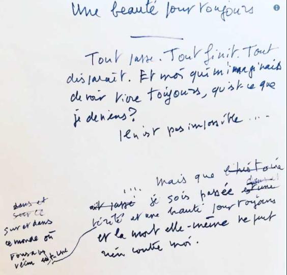 Jean d'Ormesson ses derniers écrits