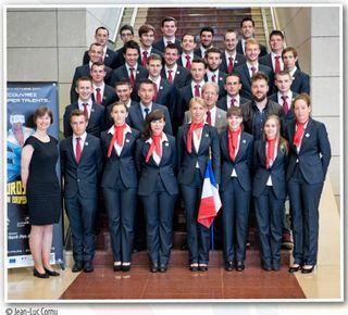 Euroskill-participants