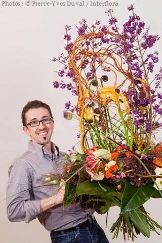 Bouquet éliminatoires coupe du monde interflora F Dupré
