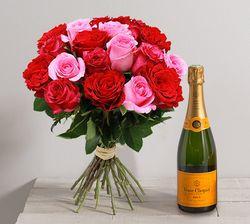 Interflora St Valentin Brassée St valentin 2