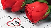 Le pouvoir des fleurs Saint-Valentin