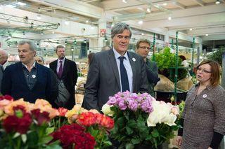 Fleur de France ministre