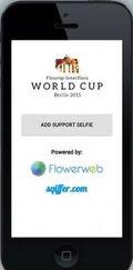 World cup Selfie-App