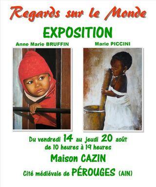 Expo Pérouges affiche 2