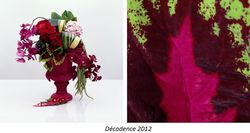Haute couture florale decadence2012