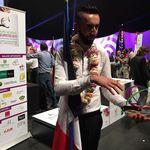 Mondial fleuriste Mickael Rault