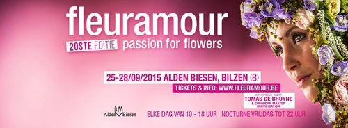Fleuramour 2015