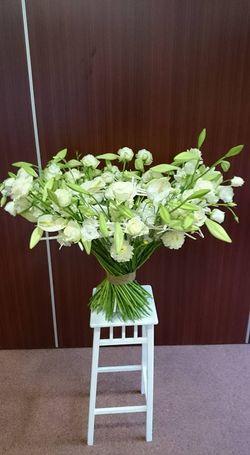 C d F  bouquet blanc