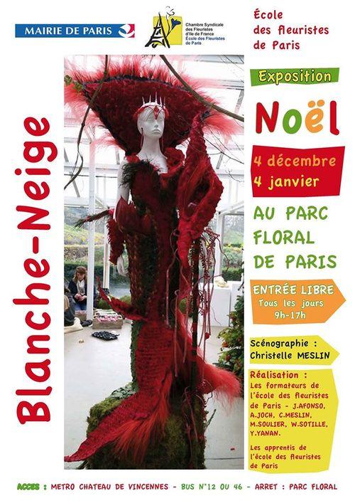 Expo ecole fleuristes paris