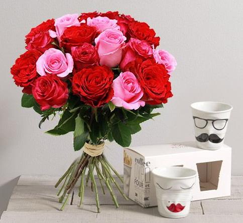Interflora St valentin cocooning