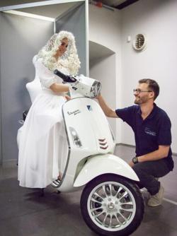 Coupe europa mariage vespa 01