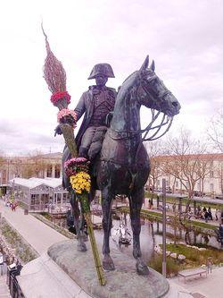 Chambre syndicale Vendée statue 3