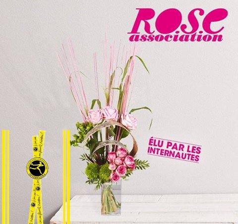 Bouquet rose 02