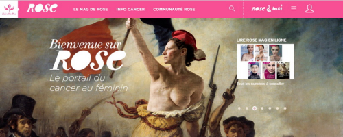 Rose magazine site internet