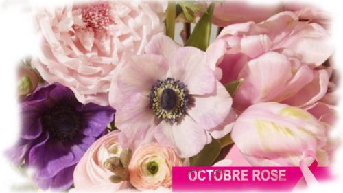 Bouquet rose 08