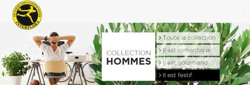 Interflora collection Hommes 0