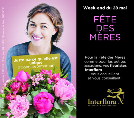 FDMeres 2017 club interflora Bretagne